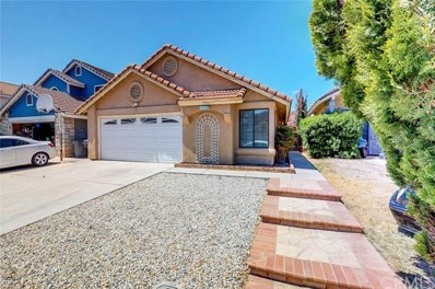 1502 Portrait Road, Perris, CA 92571 - MLS#: IV18097736