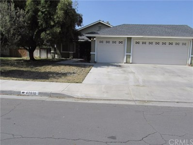 42810 Seal Rock, Hemet, CA 92544 - MLS#: IV18099687