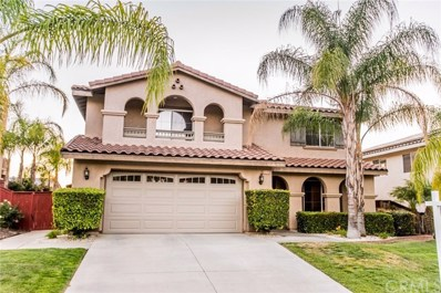 15741 Vista Del Mar Street, Moreno Valley, CA 92555 - MLS#: IV18101563