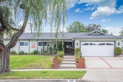 206 N Merrimac Drive, Anaheim, CA 92807 - MLS#: IV18102087