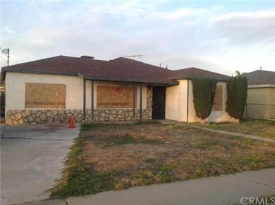 17586 Fairfax Street, Fontana, CA 92336 - MLS#: IV18102592