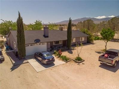9441 Santa Fe, Lucerne Valley, CA 92356 - MLS#: IV18104605
