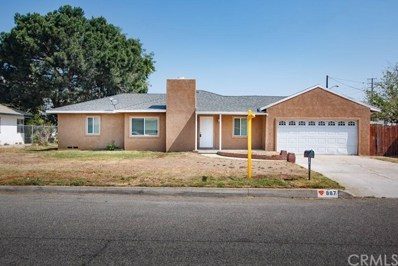 887 Edgehill Drive, Colton, CA 92324 - MLS#: IV18104621