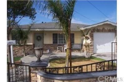 9034 Juniper Avenue, Fontana, CA 92335 - MLS#: IV18105003
