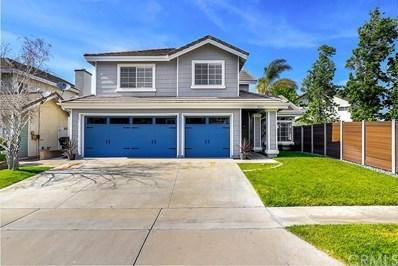 3621 Foxplain Road, Corona, CA 92882 - MLS#: IV18105952