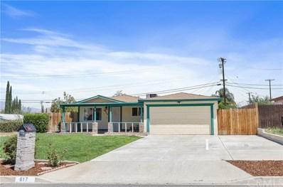 617 Flynn Street, Riverside, CA 92507 - MLS#: IV18106603