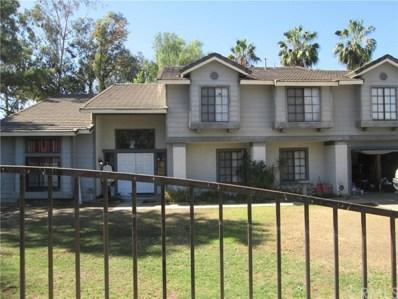 16925 Mariposa Avenue, Riverside, CA 92504 - MLS#: IV18107239