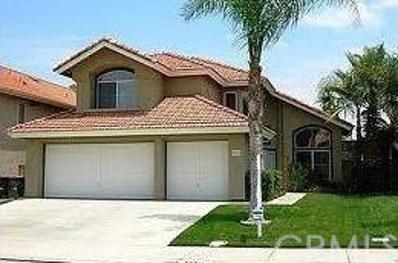 39549 Ridgecre Street, Murrieta, CA 92563 - MLS#: IV18108833