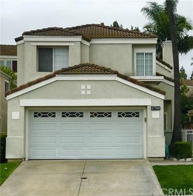 17748 Gazania Drive, Chino Hills, CA 91709 - MLS#: IV18109573