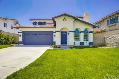 16283 Star Crest Way, Fontana, CA 92336 - MLS#: IV18109991