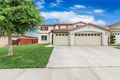 16509 Welsh Court, Moreno Valley, CA 92555 - MLS#: IV18110312