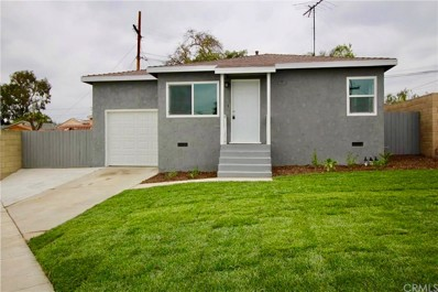 11822 Industrial Avenue, South Gate, CA 90280 - MLS#: IV18111316
