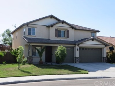 568 Sunny Ridge Drive, San Jacinto, CA 92582 - MLS#: IV18111739