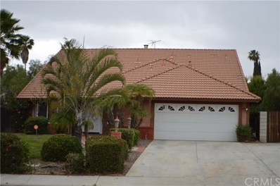 25418 Santa Barbara Street, Moreno Valley, CA 92557 - MLS#: IV18112428