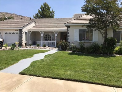 10546 E Summer Breeze Drive, Moreno Valley, CA 92557 - MLS#: IV18112691