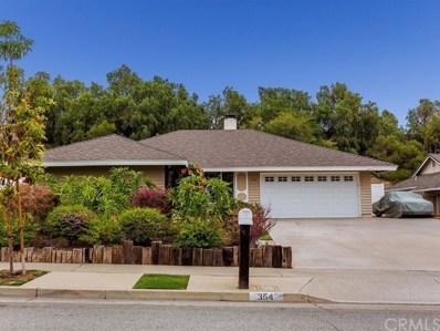 354 Woodland Avenue, Brea, CA 92821 - MLS#: IV18119740
