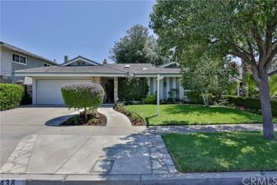 1438 W River Lane, Santa Ana, CA 92706 - MLS#: IV18120191
