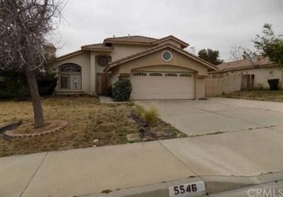 5546 N Cedar Drive, San Bernardino, CA 92407 - MLS#: IV18124821