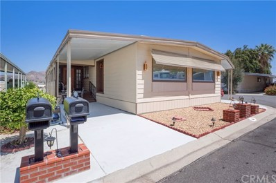 3500 S Buchanan Street UNIT 66, Riverside, CA 92503 - MLS#: IV18125217
