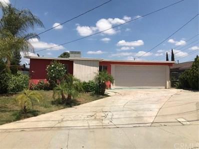 6050 Florence Street, Riverside, CA 92504 - MLS#: IV18125801