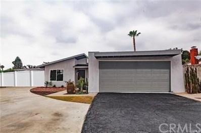 6816 Opal Street, Rancho Cucamonga, CA 91701 - MLS#: IV18128498