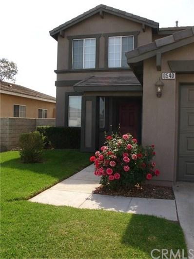 6540 Bristol Avenue, Fontana, CA 92336 - MLS#: IV18132804