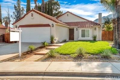11535 Honey Hallow, Moreno Valley, CA 92557 - MLS#: IV18133000