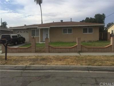 17390 Holly Drive E, Fontana, CA 92335 - MLS#: IV18134016