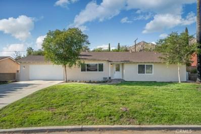 263 E Blaine Street, Riverside, CA 92507 - MLS#: IV18135233