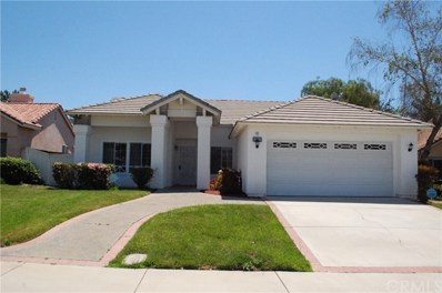 16020 La Fortuna Ln, Moreno Valley, CA 92551 - MLS#: IV18135559