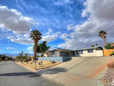 66886 San Bruno Road, Desert Hot Springs, CA 92240 - MLS#: IV18136497