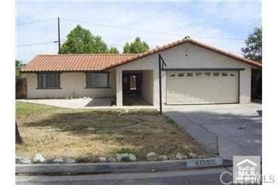 41592 Whittier Avenue, Hemet, CA 92544 - MLS#: IV18136519