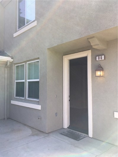 28250 Socorro Street UNIT 86, Murrieta, CA 92563 - MLS#: IV18137108