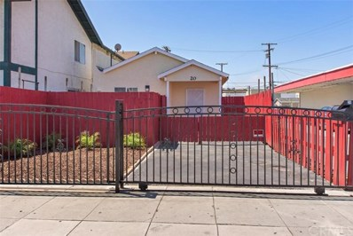 20 E Market Street E, Long Beach, CA 90805 - MLS#: IV18137849