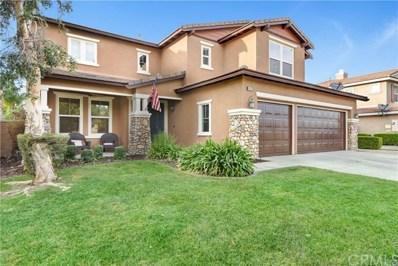 6363 Golden Bit Street, Eastvale, CA 92880 - MLS#: IV18138227