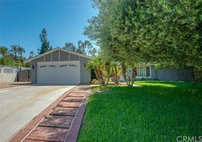 6151 Bluffwood Drive, Riverside, CA 92506 - MLS#: IV18138683