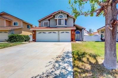 23911 Ridge Point Court, Moreno Valley, CA 92557 - MLS#: IV18140573