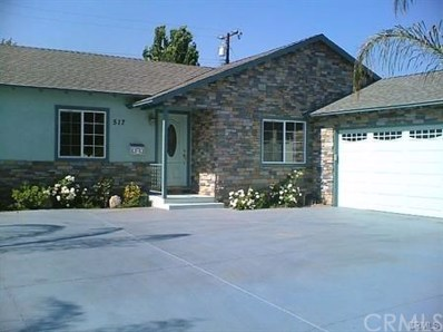 517 W Workman Street, Covina, CA 91723 - MLS#: IV18141353