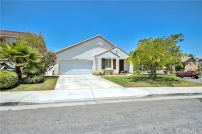 26650 Calle Linda, Moreno Valley, CA 92555 - MLS#: IV18141420