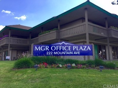 222 N Mountain Avenue UNIT 206, Upland, CA 91786 - MLS#: IV18141506