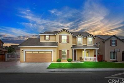 396 Peregrine Lane, San Jacinto, CA 92582 - MLS#: IV18144984