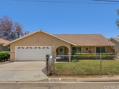 27213 Meridian Street, Hemet, CA 92544 - MLS#: IV18146753