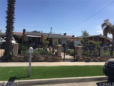 25225 Gentian Avenue, Moreno Valley, CA 92551 - MLS#: IV18146970