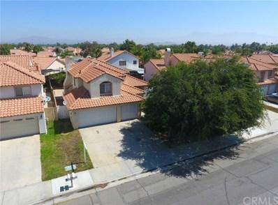 25562 Palo Cedro Drive, Moreno Valley, CA 92551 - MLS#: IV18148185