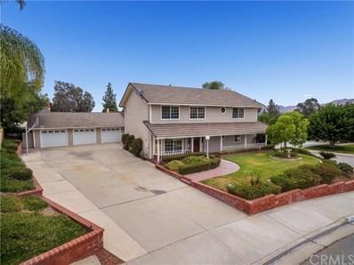2191 Ravencrest Court, Riverside, CA 92506 - MLS#: IV18149144