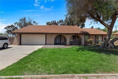 16201 Gamble Avenue, Riverside, CA 92508 - MLS#: IV18149203