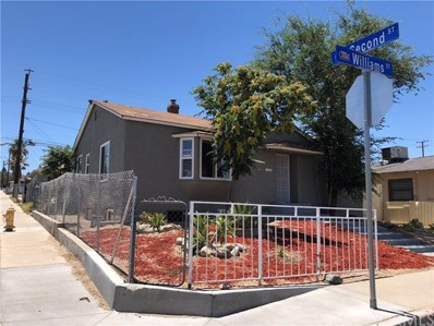 128 E Williams, Barstow, CA 92311 - MLS#: IV18151942