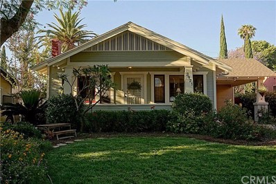 3921 Rosewood Place, Riverside, CA 92506 - MLS#: IV18153227