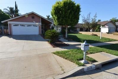 1376 Vallejo Drive, Corona, CA 92882 - MLS#: IV18154209