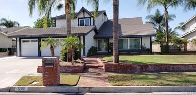 1750 Greenview Avenue, Corona, CA 92880 - MLS#: IV18155367